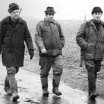 Tadeusz Laskowicz, Henryk Łakomy i Ludwik Kowalewski