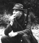 Edward Świątkowski odpoczywa