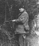 Edward Świątkowski na stanowisku