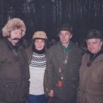 Królowie sezonu 1996 z Alą