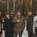 Krzysiek Gryczka, Ala Górna, Zbyszek Świątkowski, Zdzisław Musiał, Sylwek Młynarski i Hubert Czerwiński