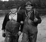 Maksymilian Wdowiak i Henryk Rybarczyk (KŁ Darz Bór)