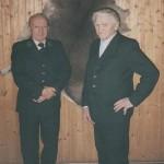 Michał Szczurek i Stanisław Jurek