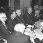 Obrady Walnego Zgromadzenia w restauracji Miliczanka