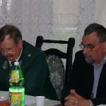 Prezydium walnego Zdzisław Musiał i Zbigniew Świątkowski