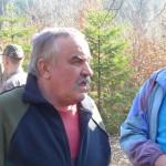 W pierwszym planie Zygmunt Błaszczyk i Kaziu Kolanowski