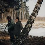 Zdzisław Musiał z synem Robertem